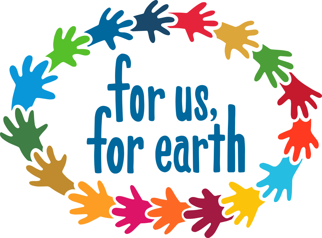 for us, for earth